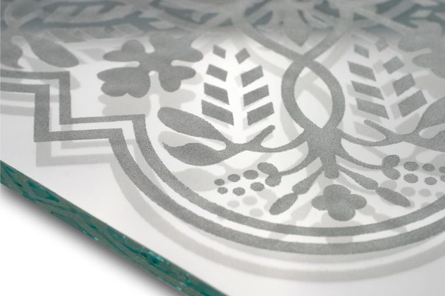 How To Clean Etched Glass